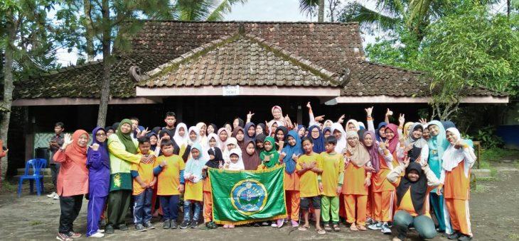 PAY Putri Aisyiyah Yogyakarta Kembangkan Pribadi Anak Melalui Outbond