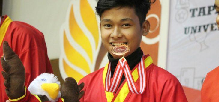 Anak Asuh PAM Prambanan Raih Juara 3 Tapak Suci Nasional Champhionship