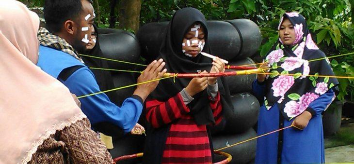 MPS PWM DIY Tutup Acara Diklat TKS dengan Kegiatan Outbond