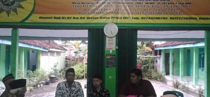 Wadah Kaderisasi, MPS PWM DIY Optimalkan Panti Asuhan Muhammadiyah