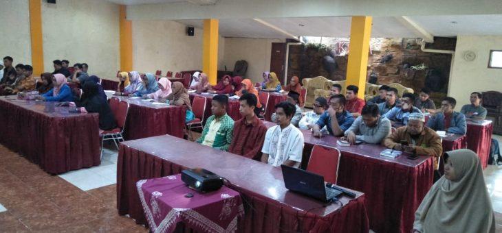 Pertama: Penyelenggaraan Baitul Arqom Tenaga Kesejahteraan Sosial Anak Muhammadiyah DIY