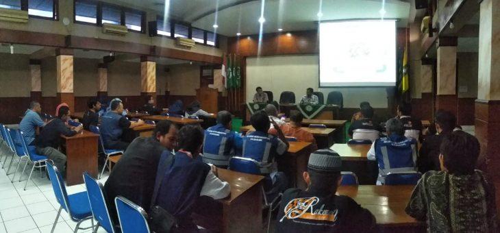 MPS PWM – TB-HIV Care 'Aisyiyah Daerah Istimewa Yogyakarta Lakukan Sosialisasi pada Driver Ambulan Muhammadiyah se DIY.
