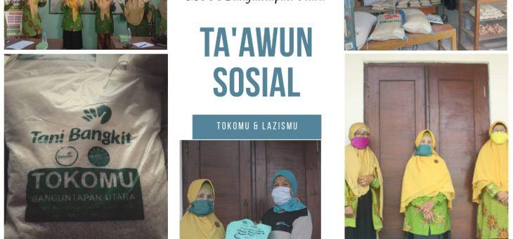 Sinergi TOKOMU dan LAZISMU sebagi pilar pelayanan di Masa COVID-19 Muhammadiyah Banguntapan Utara
