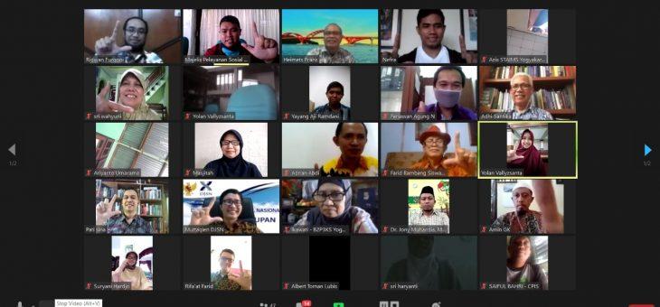 Webinar 'Revitalisasi Sistem Perlindungan Sosial Menuju Lansia Sejahtera'