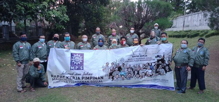 Muktamar Diundur, Majelis Pelayanan Sosial PP Muhammadiyah Lakukan Konsolidasi